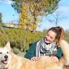 Beatriz: Compañera de paseo de tu perro