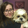 Melissa: Dog lover!