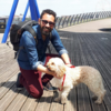 Florent: Paws and Florent in Penarth