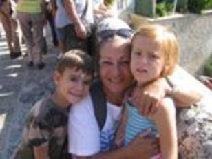 Profile helene et les 2 enfants