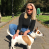 Stasia: Experiences Dog Sitter with garden flat near the Downs!!