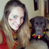 Katja: Hundeliebhaberin Nahe Treptower Park