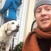 Nick: Experienced, happy dog walker