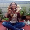 Nati: Paseadora de perros en playa del Maresme