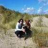Sarah: Tages- und Urlaubsbetreuung für Hunde