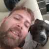 Francisco Solano : Cuido perros en mi campo