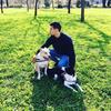 Carlos Násser: Cuidador de perros