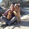 Noelia: Cuidado/Paseo de mascotas en familia
