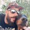 Alberto: Paseador, cuidador y adiestrador canino