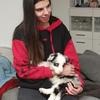 María: Cuidadora de mascotas