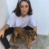 Garance : Student girl who loves dogs with experience
