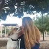 Joselin: Paseo y cuido a nuestros amigos de cuatro patas <3