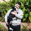 Alberto: Su mascota se sentira en casa!