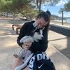 Marta : Cuido de tus mascotas en Mallorca cualquier zona. Amor y hogar para tu mascota no les faltará de nada .