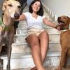 Victoria: Más que una cuidadora, una amiga de los animales