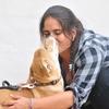 Ainara: Paseadora enamorada de los perros