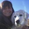Olga: Tu perro como en su casa!