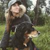 Alejandra : Gran amante de los perros y las caminatas.  Barrio de gracia