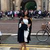 Ghazal: Miss Ghazal, hopeful llm student, definite dog lover