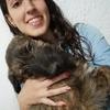Patricia: Veterinaria cuida perritos