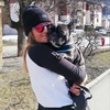 Ines: Student vet nurse dog walker