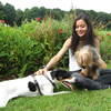Olivia: Garde de chien sérieuse