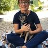 María ángeles: Cuidamos a tu perrito como si fuera de nuestra familia