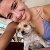 Rosana: Rosie and her dogs