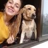 Claudia: Adoro los perros♡