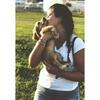 Lourdes: Me encanta pasar tiempo con perretes y darle muchos mimos!❤
