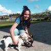 Antía: Paseadora de perros. Con todo el cariño como si fuera mio