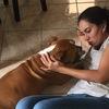 Luz Marina: Paseo a tu perro en Barcelona