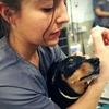 Andrea: Fille responsable et aimant des animaux
