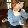 Justine : Jahrelange Erfahrung mit einer tauben Katze und den Hunden meiner Großeltern!
