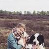 Mona: schon immer hundeverliebt