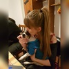 Cristina : Estudiante de veterinaria