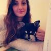 Saskia: Ein Hund weiss nicht, wie man liebe schreibt, aber er weiss, wie man sie täglich zeigt.