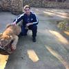 Daniel: Amante y cuidador de perros (Daniel)