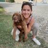 Valerie: Garde de chiens en maison et balade au parc de saint cloud.