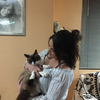 Cristina: Paseadora canina