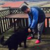 Ignacio: Dog lover for walking them