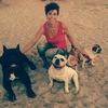 Antònia : Paseo de perretes!!