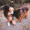 Inés: Paseadora y amante de los perros