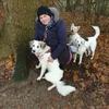 Christina: Erfahrene Hundebesitzerin seit 35 Jahren