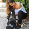 Camille: Je ne me vois pas vivre sans chien au quotidien