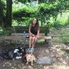Johana: La meilleure promeneuse des chiens