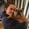 Capucine: Dog lover