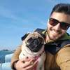 Borja: Cuido a perretes/amig@s para mi pequeña carlino y yo 🐶🙋🏻♂️