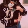 Claudia : Hunde ausführen und betreuen