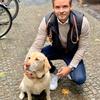 Christopher : Zuverlässige Hundebetreuung in Frankfurt
